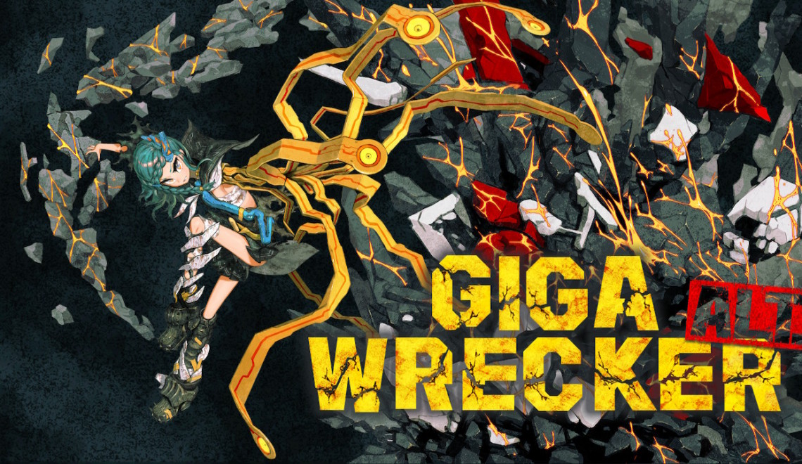[Review] Giga Wrecker Alt – Nintendo Switch