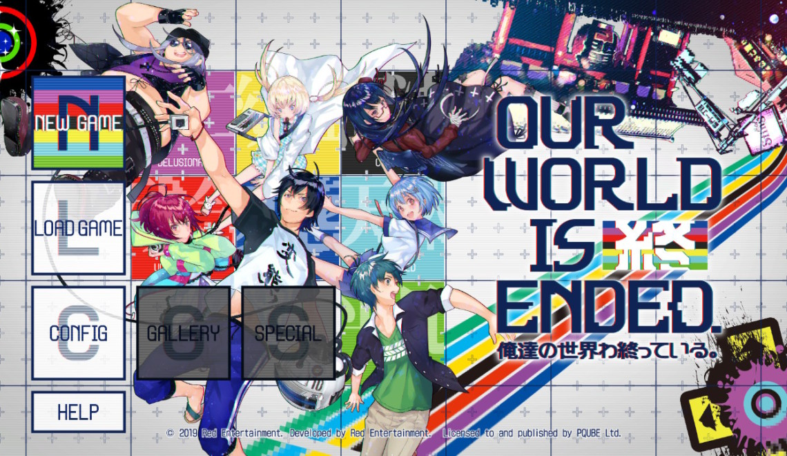 [Review] Our World is Ended – Nintendo Switch
