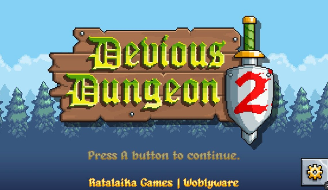 [Review] Devious Dungeon 2 – Nintendo Switch