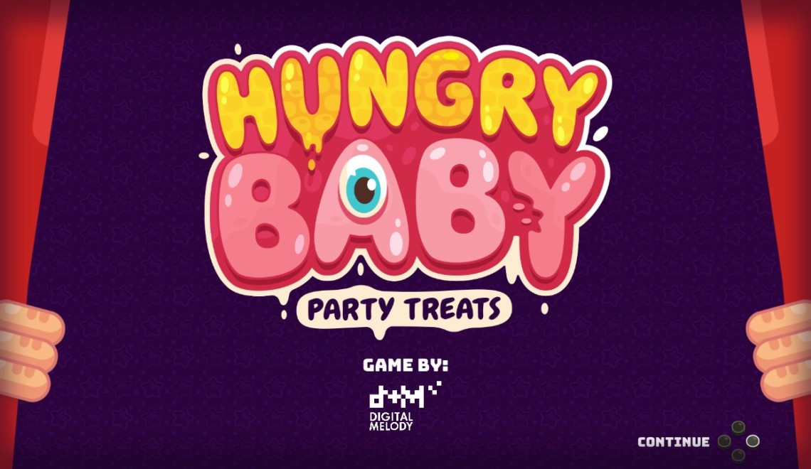 [Review] Hungry Baby : Party Treats – Nintendo Switch