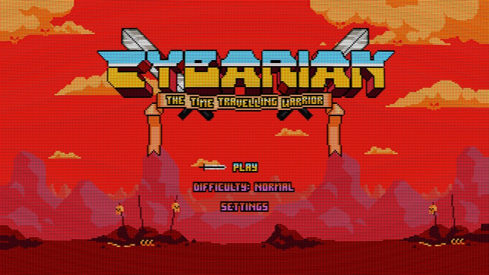 [Review] Cybarian : The Time Traveling Warrior – Nintendo Switch
