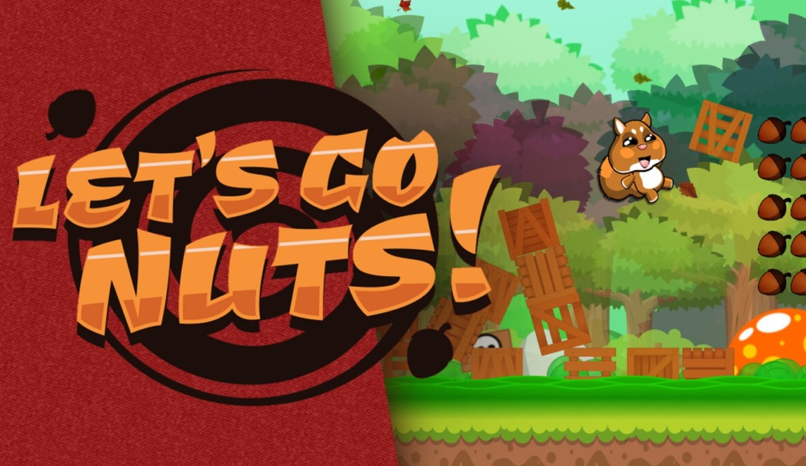 [Review] Let's Go Nuts – Nintendo Switch