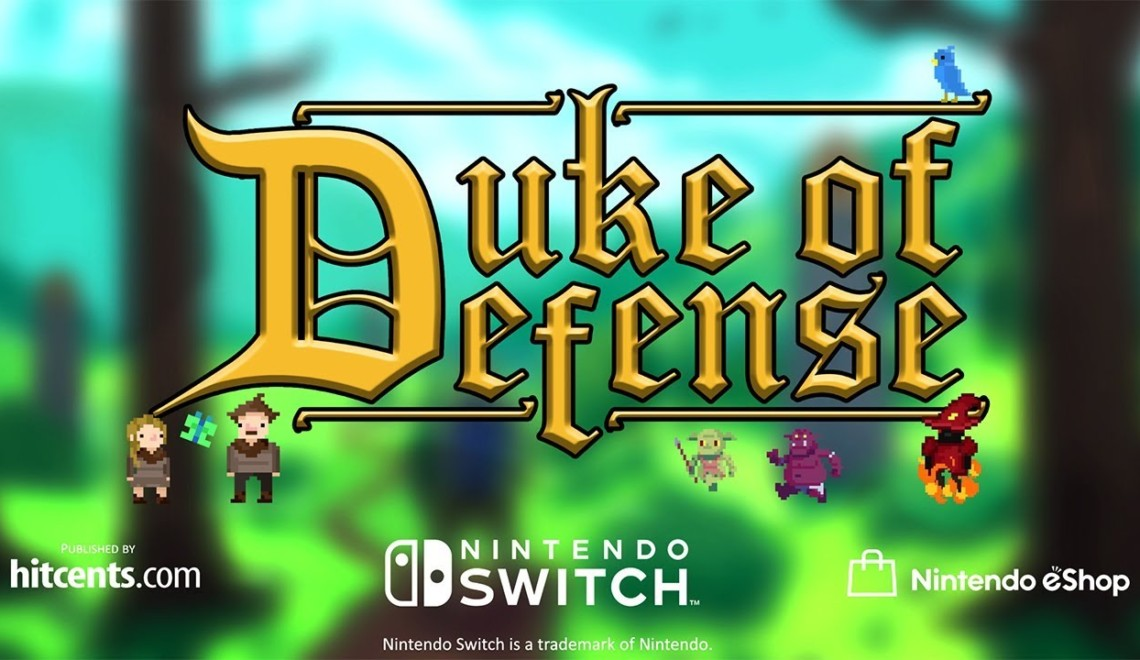 [Review] Duke of Defense – Nintendo Switch