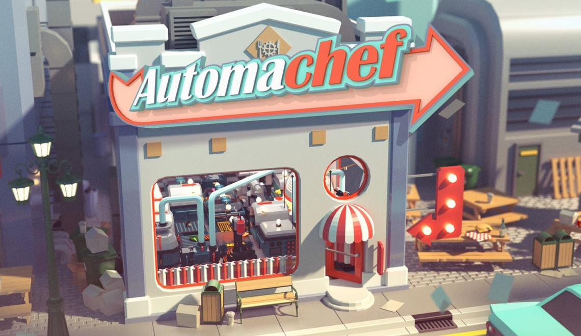 [Review] Automachef – Nintendo Switch