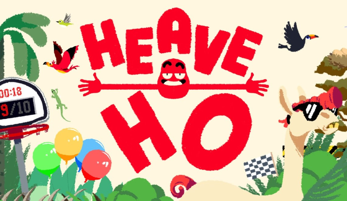 [Review] Heave Ho – Nintendo Switch