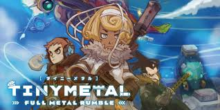 [Review] Tiny Metal: Full Metal Rumble – Nintendo Switch