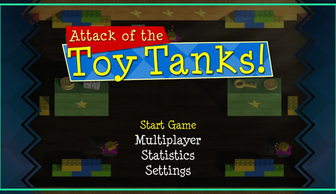 [Review] Attack of the Toy Tanks – Nintendo Switch