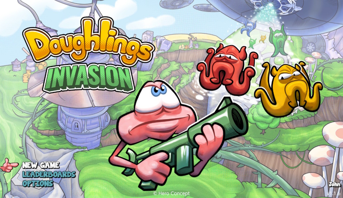 [Review] Doughlings: Invasion – Nintendo Switch
