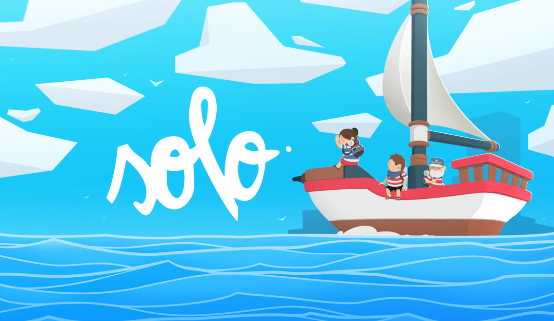 [Review] Solo: Islands of the Heart – Nintendo Switch