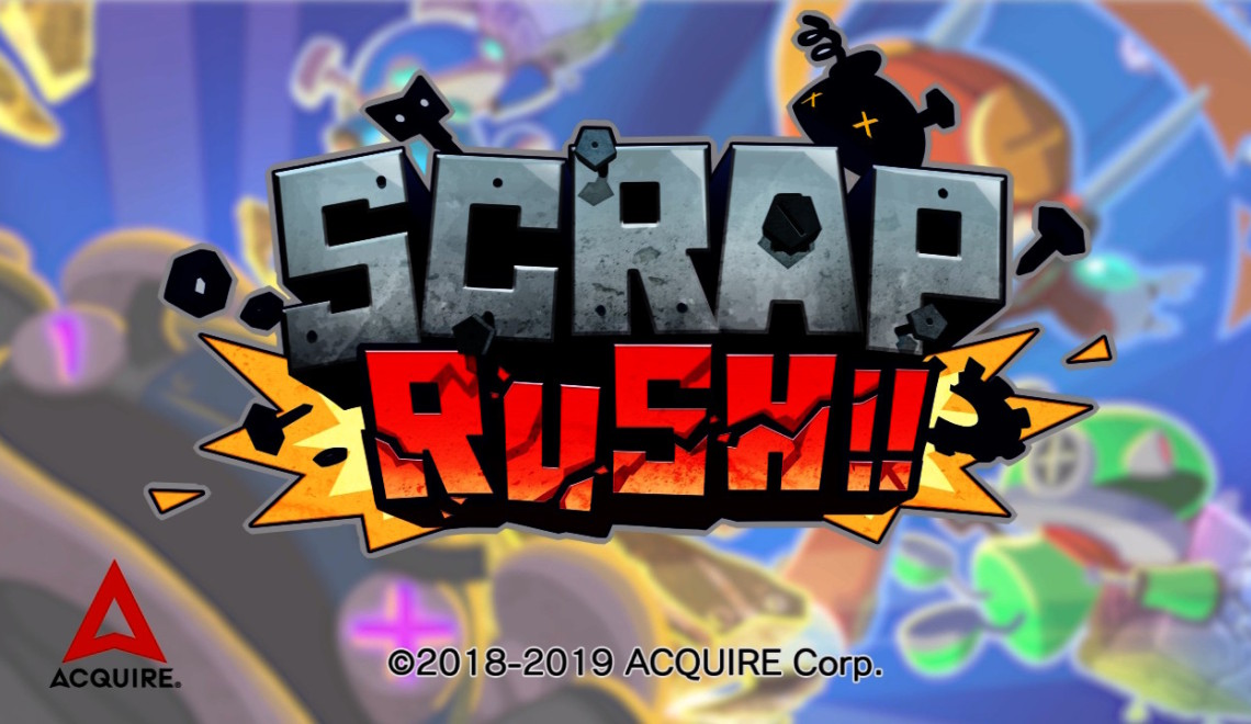[Review] Scrap Rush!! – Nintendo Switch