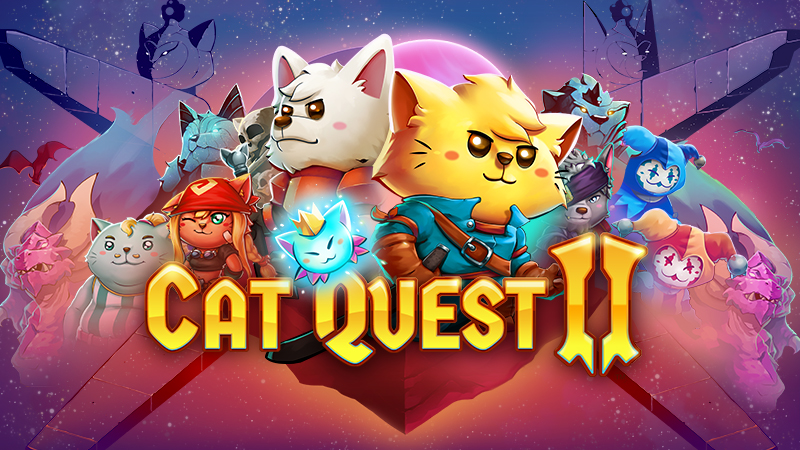 [Review]: Cat Quest II – Nintendo Switch