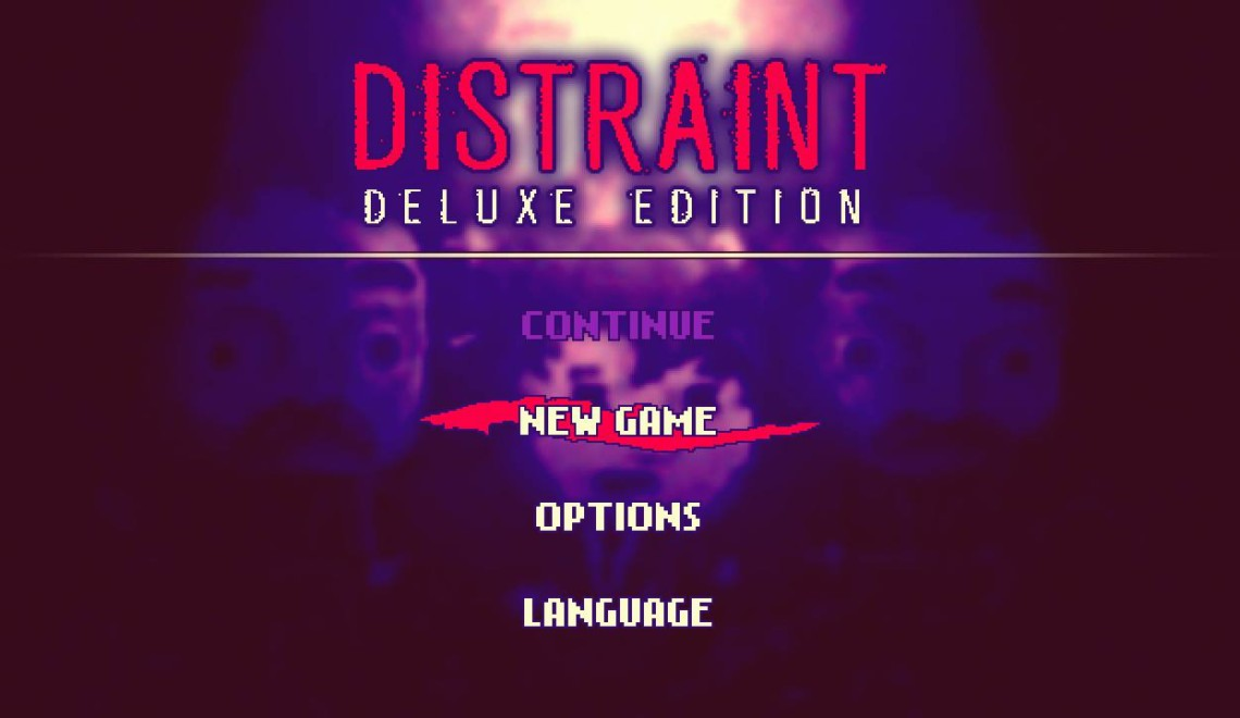 [Review] Distraint : Deluxe Edition – Nintendo Switch
