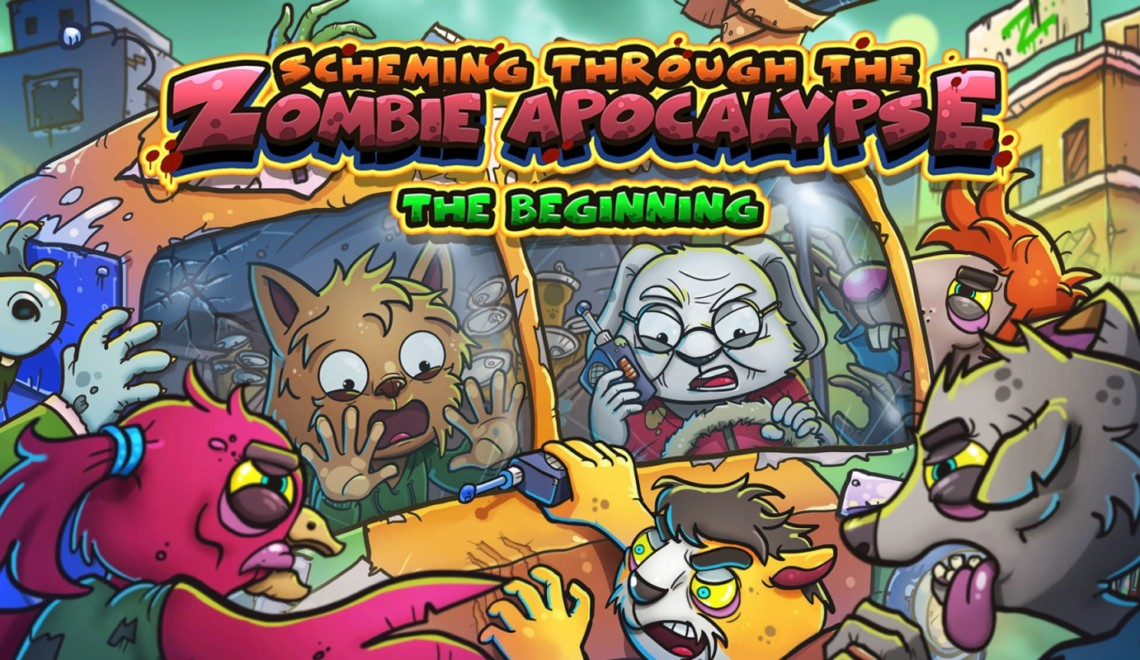 [Review] Scheming Through The Zombie Apocalype: The Beginning – Nintendo Switch