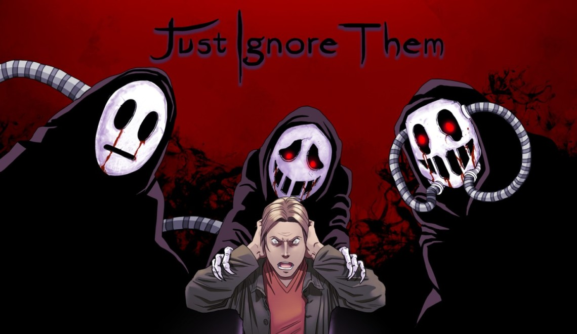 [Review] Just Ignore Them – Nintendo Switch