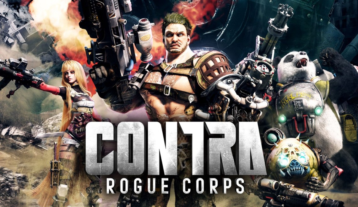 [Review] Contra: Rogue Corps – Nintendo Switch