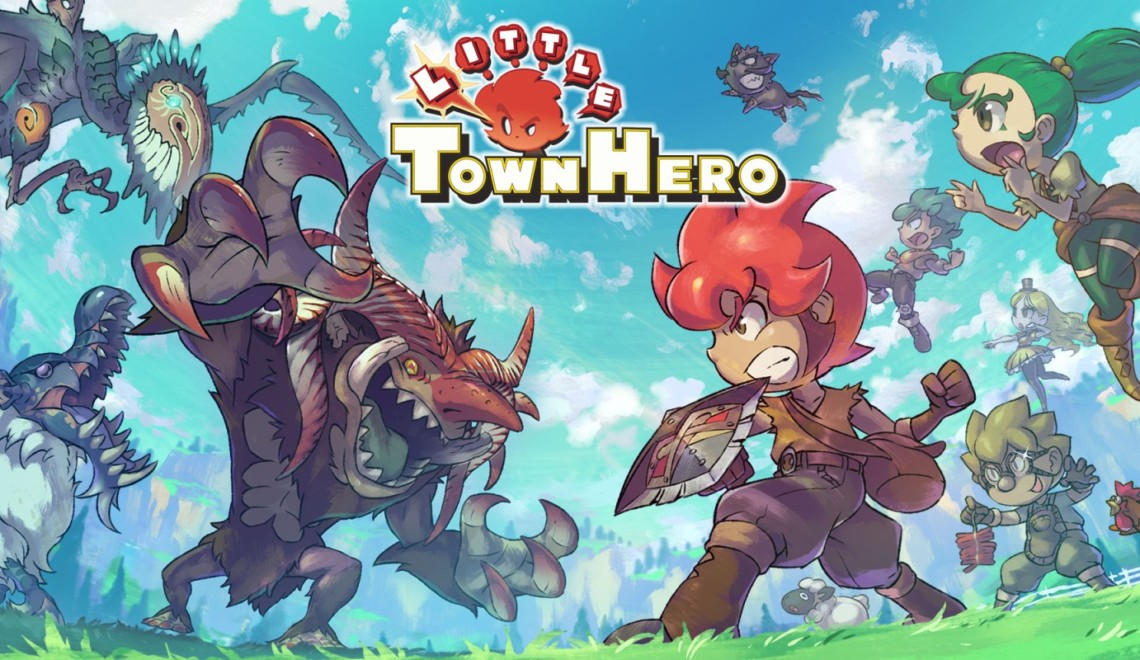 [Review] Little Town Hero – Nintendo Switch