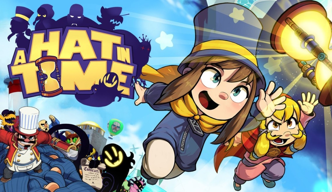 [Review] A Hat In Time – Nintendo Switch