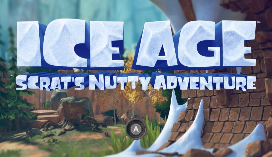 [Review] Ice Age : Scrat's Nutty Adventure – Nintendo Switch