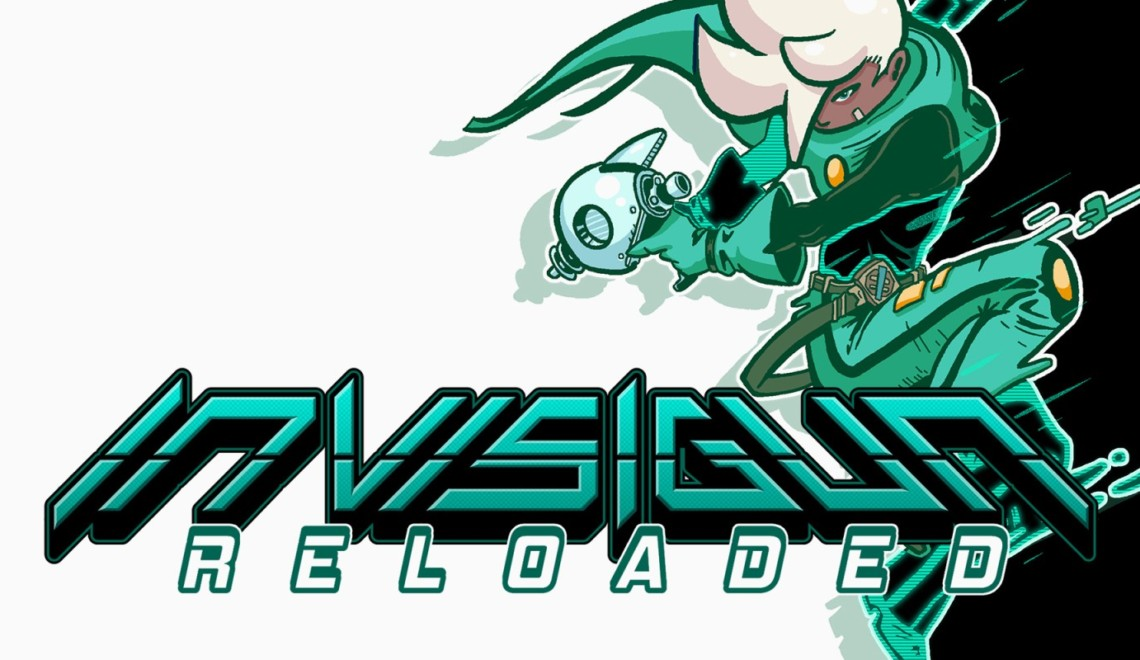 [Review] Invisigun Reloaded – Nintendo Switch