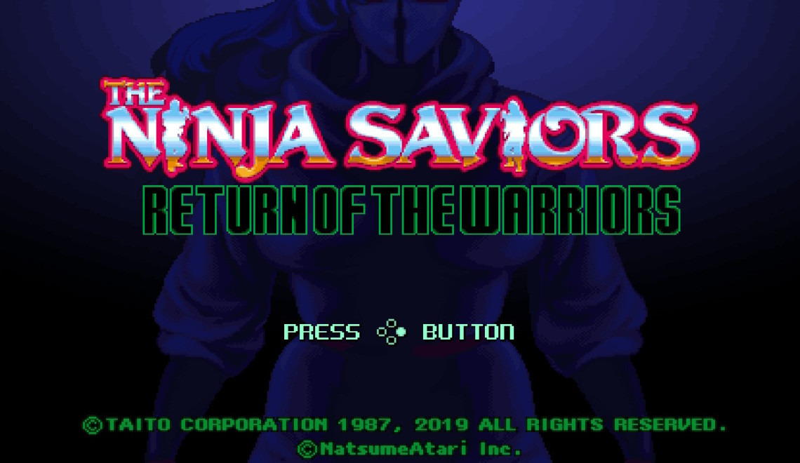 [Review] The Ninja Saviors: Return of the Warriors – Nintendo Switch