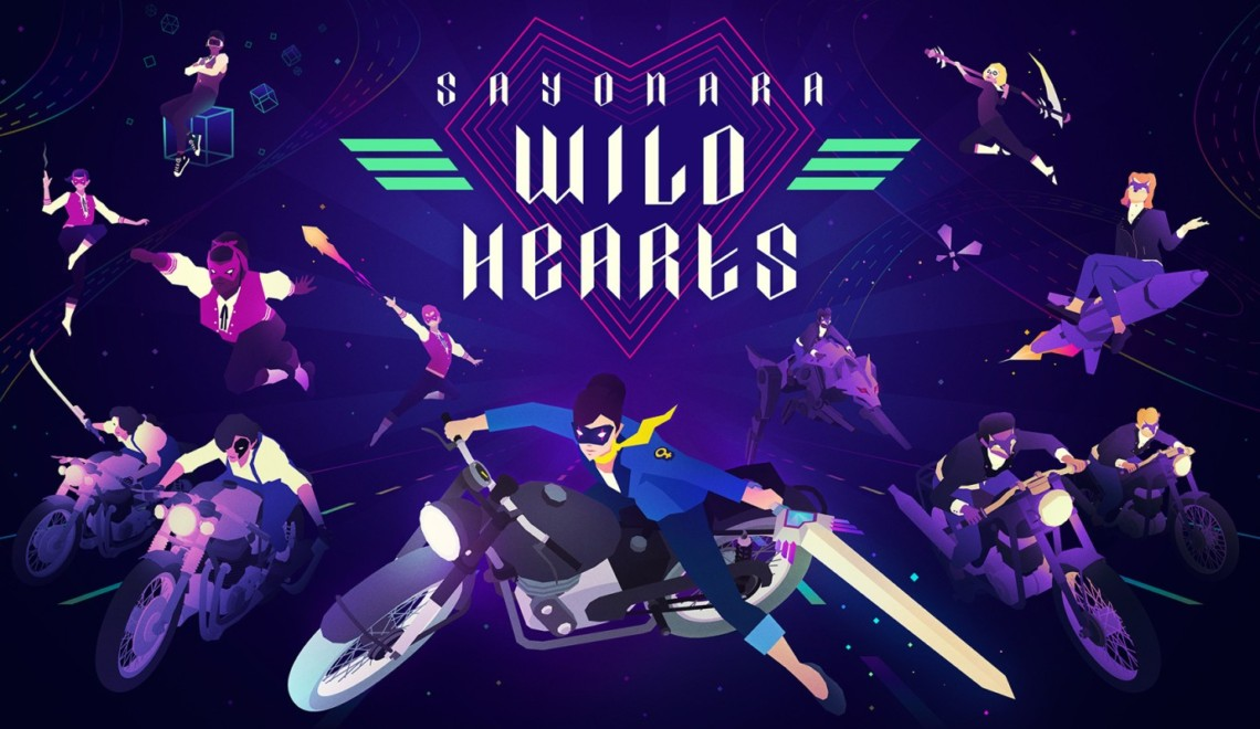 [Review] Sayonara Wild Hearts – Nintendo Switch