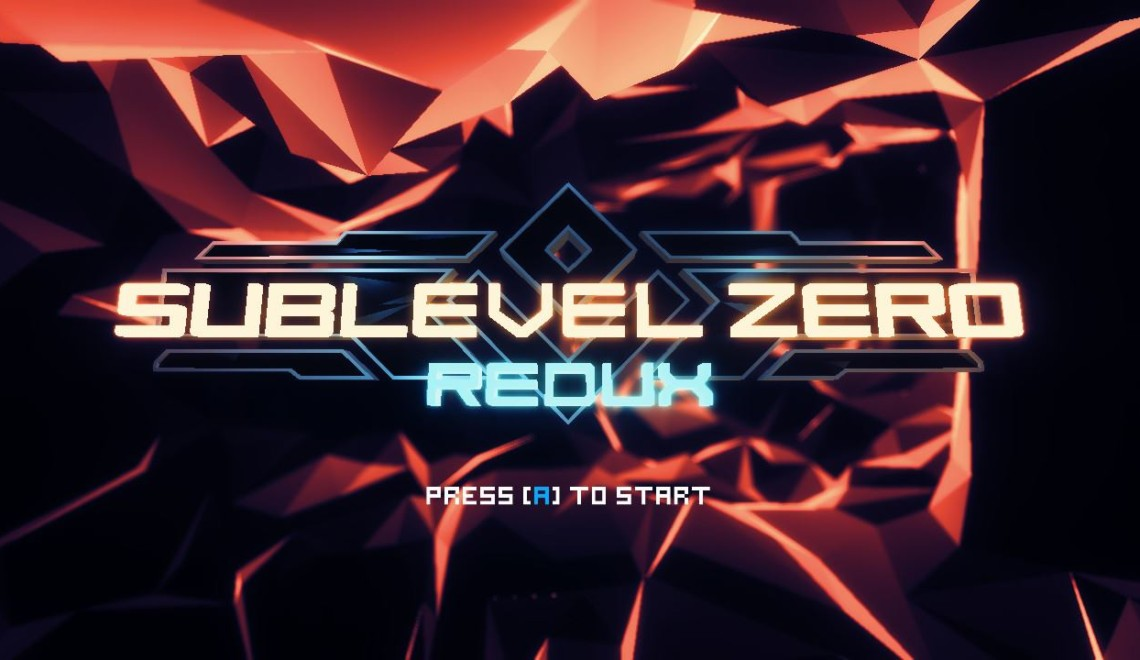 [Review] Sublevel Zero Redux – Nintendo Switch