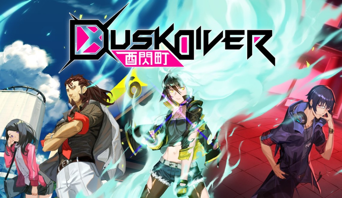 [Review] Dusk Diver – Nintendo Switch