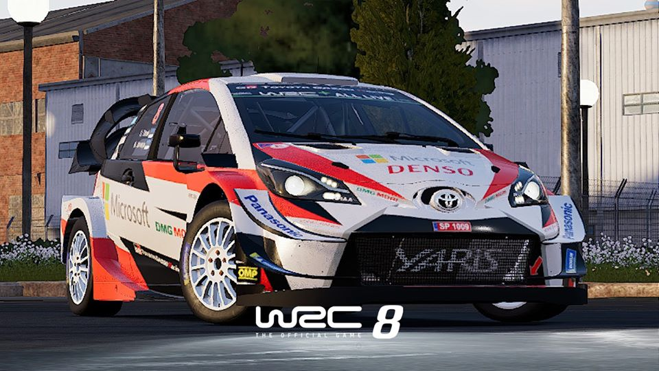 [Review] WRC 8 FIA World Rally Championship – Nintendo Switch