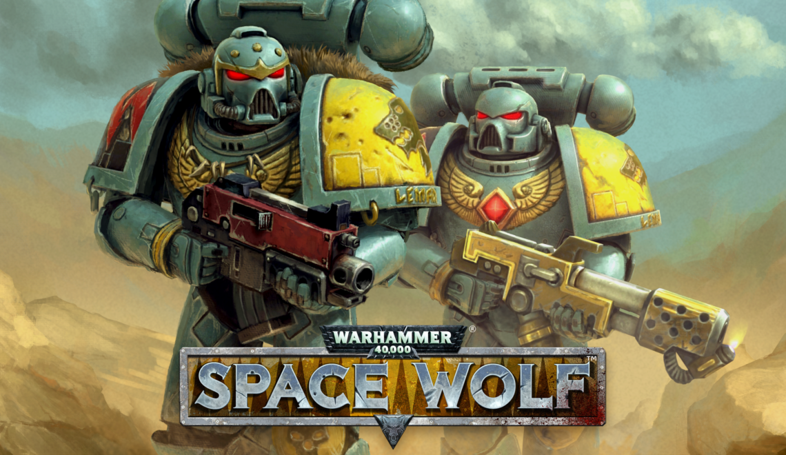 [Review] Warhamer 40,000: Space Wolf – Nintendo Switch