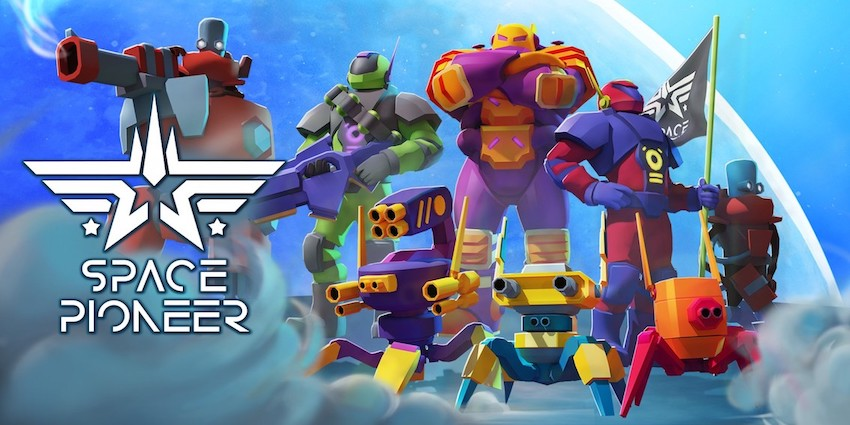 [Review]: Space Pioneer – Nintendo Switch