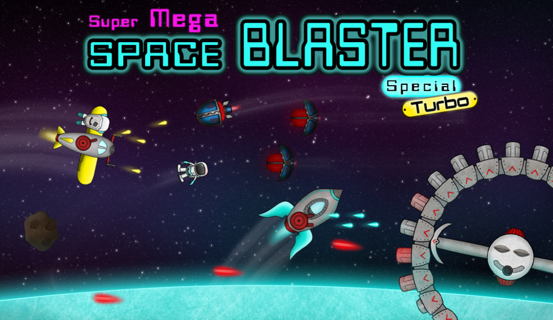 [Review] Super Mega Space Blaster Special Turbo
