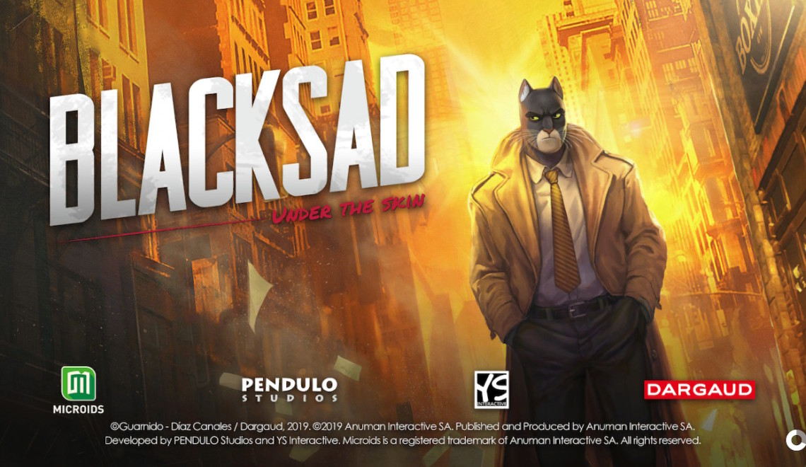 [Review] Blacksad: Under the Skin – Nintendo Switch