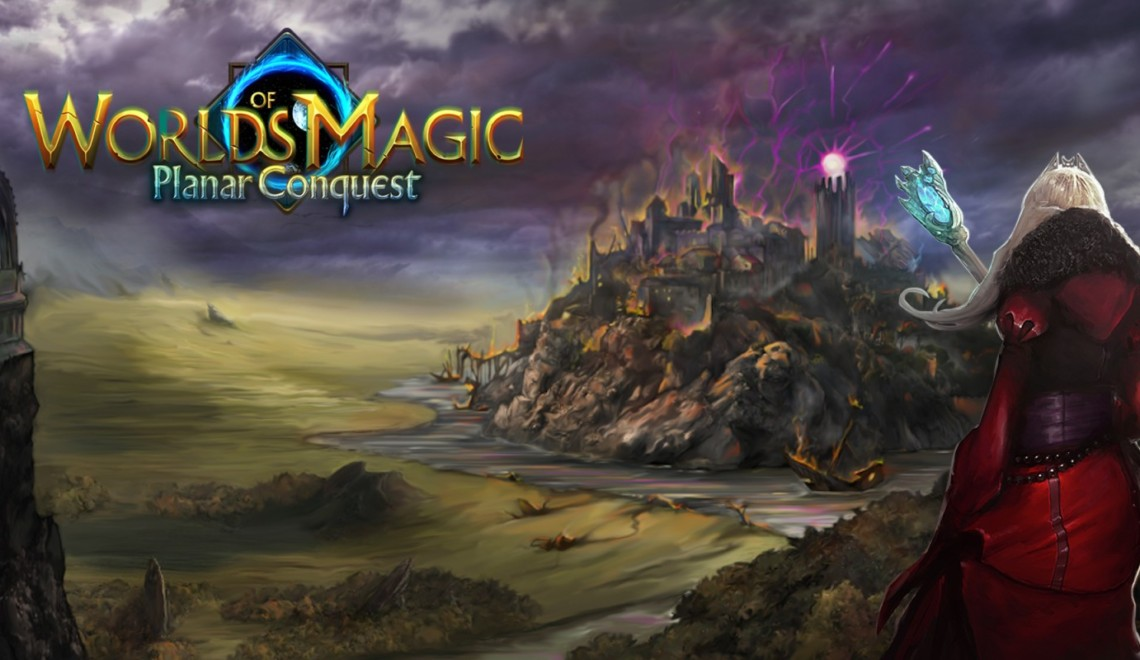 [Review] Worlds of Magic: Planar Conquest – Nintendo Switch