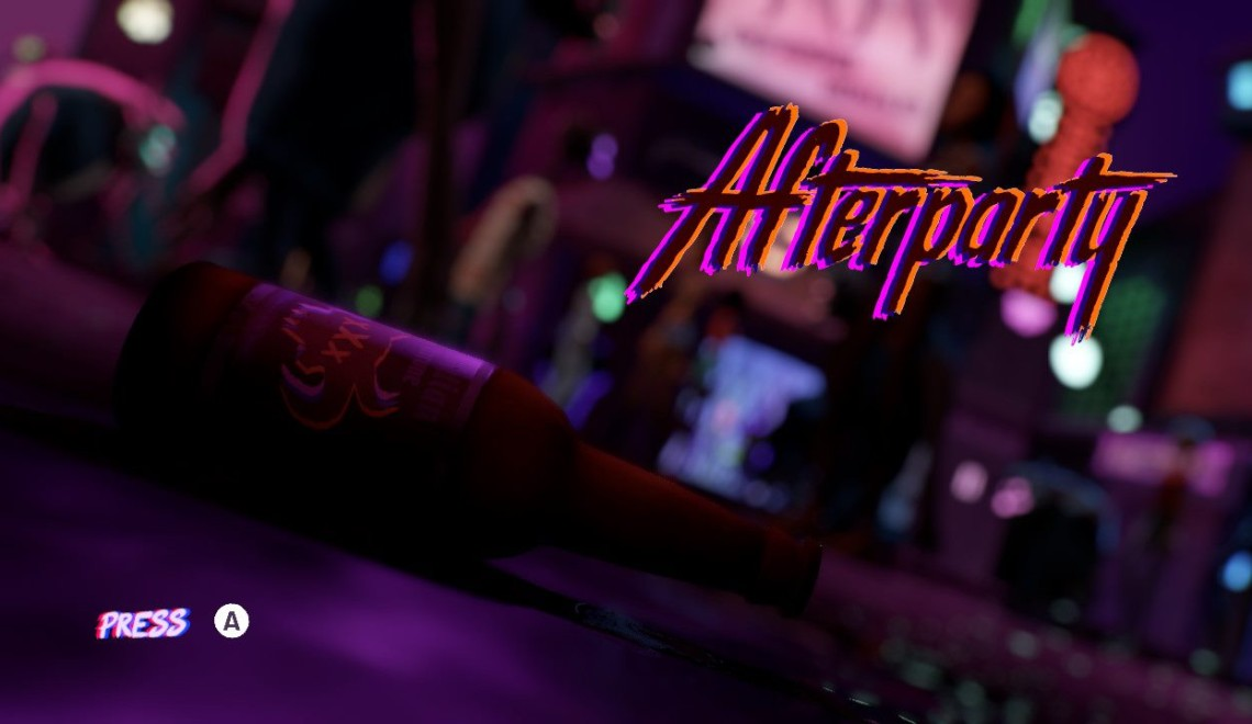 [Review] Afterparty – Nintendo Switch