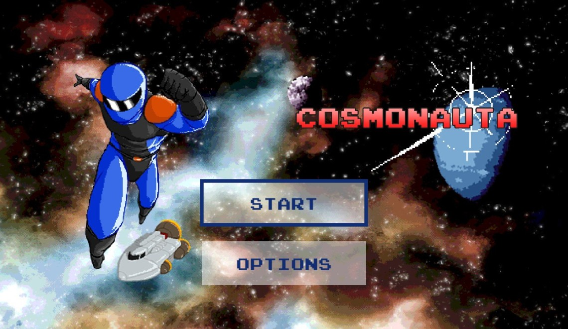 [Review] Cosmonauta – Nintendo Switch