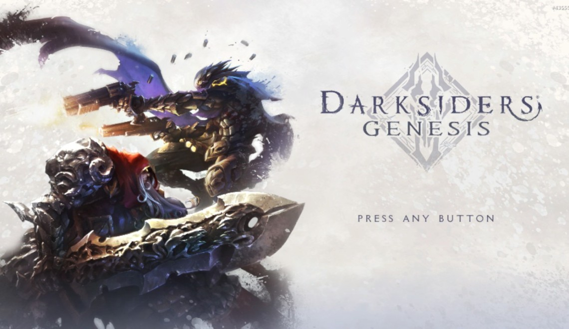 [Review] Darksiders Genesis – Nintendo Switch