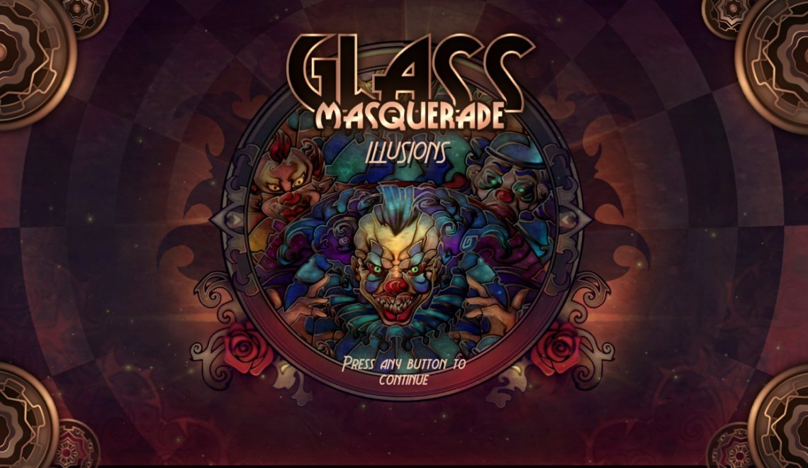 [Review] Glass Masquerade 2 : Illusions – Nintendo Switch