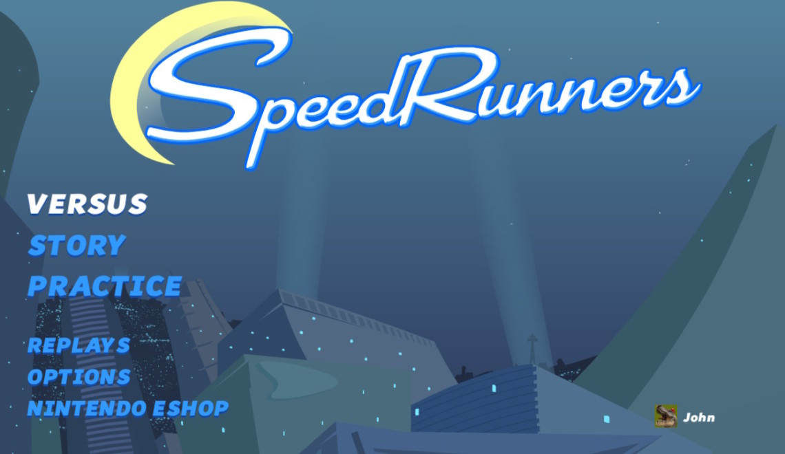 [Review] Speedrunners – Nintendo Switch