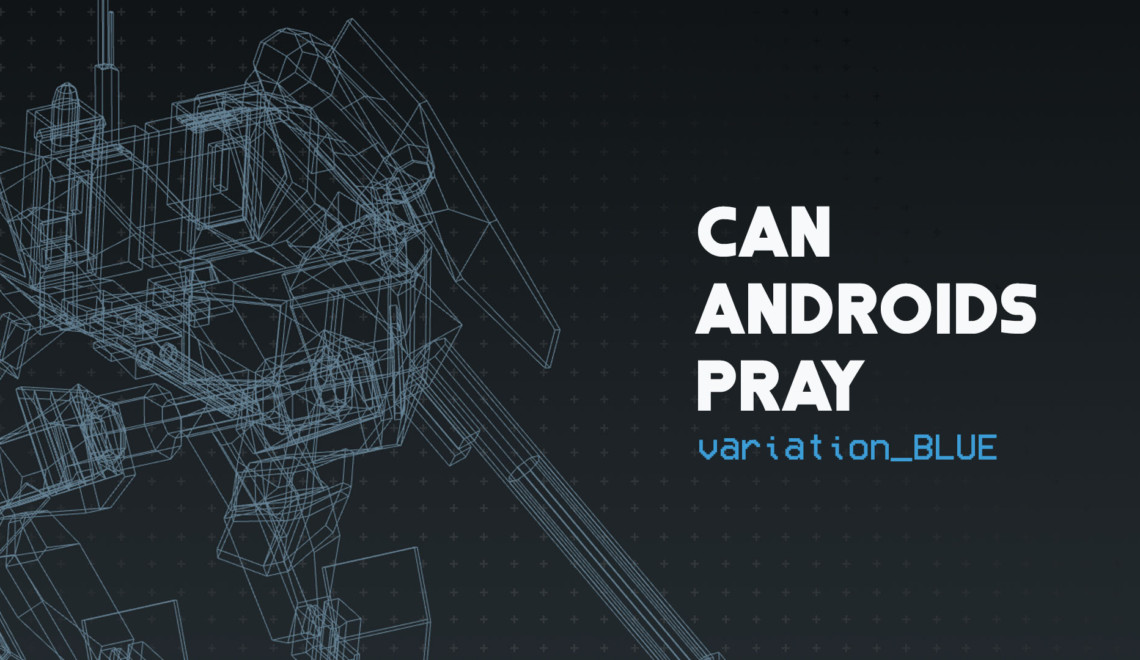 [Review] Can Androids Pray : Blue – Nintendo Switch