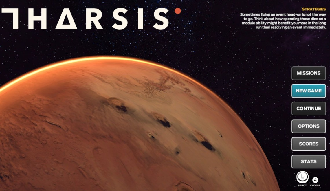 [Review] Tharsis – Nintendo Switch