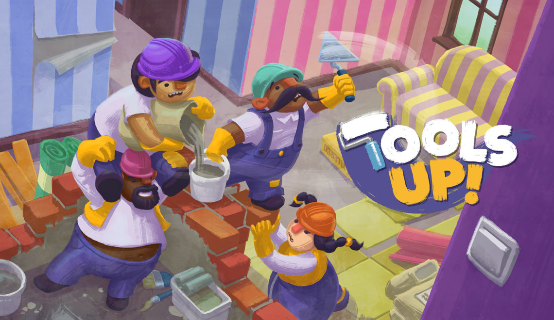 [Review]: Tools Up! – Nintendo Switch