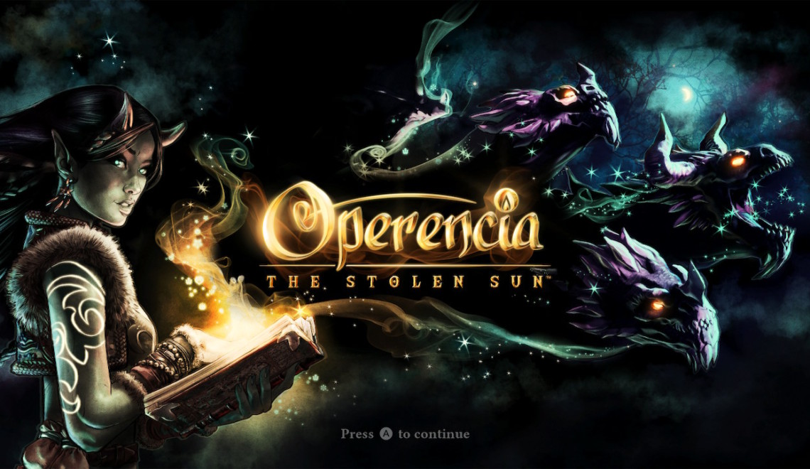 [Review] Operencia: The Stolen Sun – Nintendo Switch