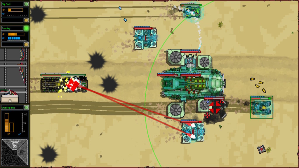 Convoy A Tactical Roguelike