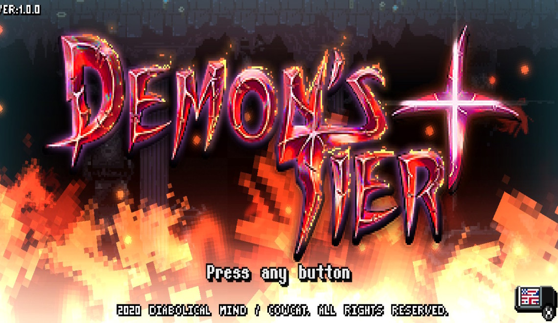 [Review] Demon's Tier + – Nintendo Switch