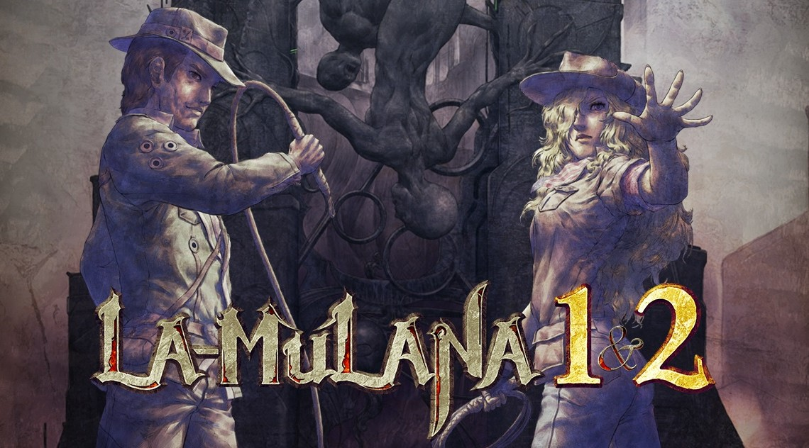 [Review] La-Mulana 1 & 2 – Nintendo Switch