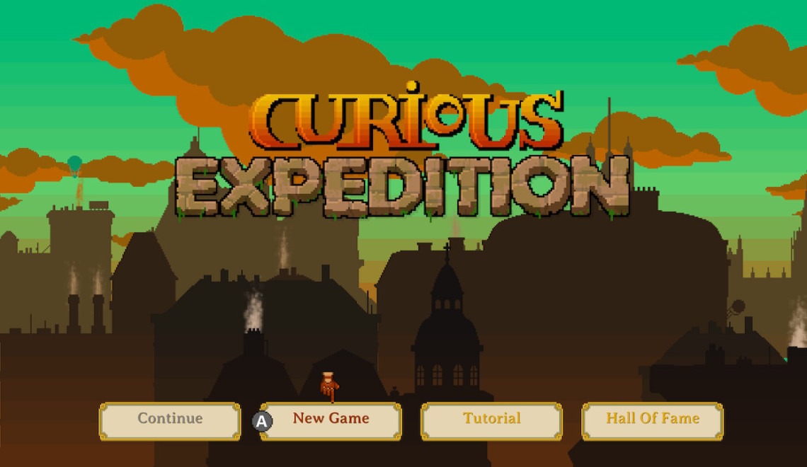 [Review] Curious Expedition – Nintendo Switch