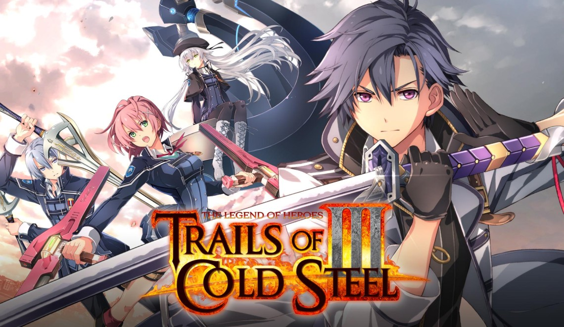 [Review] Trails of Cold Steel III – Nintendo Switch