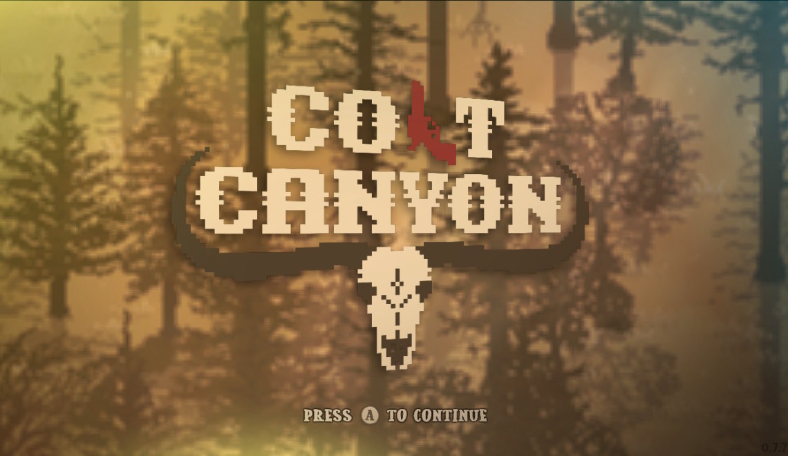 [Review] Colt Canyon – Nintendo Switch