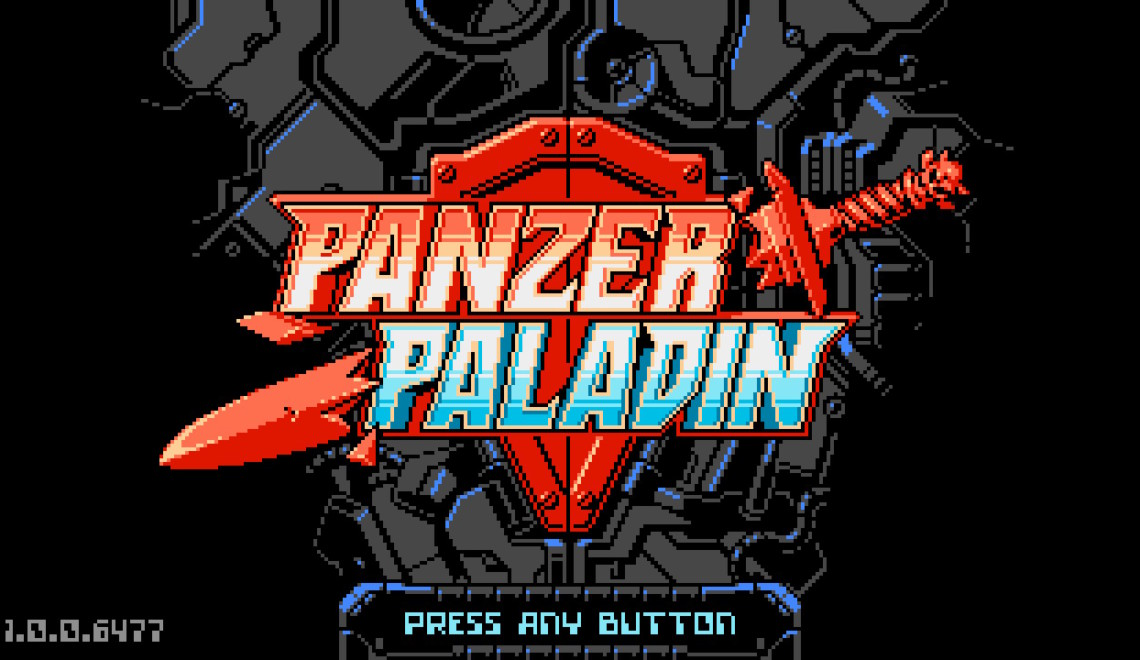 [Review] Panzer Paladin – Nintendo Switch