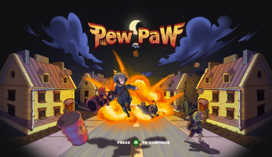 [Review] Pew Paw – Nintendo Switch